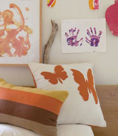 My favorite color is persimmon: 8 inspiring kids' ideas featuring this lovely color.