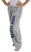 Penn State Sweatpants Big Penn State Gray Nittany Lions (PSU)  www.NittanyOutlet.com