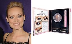 ... Olivia Wilde's smokey eyes - get the look with Metallic Smoulder LOOK Book (£12) www.lookbeauty.co.uk