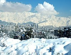 Mount Tochal is a mountain in the Alborz range and a ski resort adjacent to metropolitan Tehran, Iran. The mountain has a 12 km long ridgeline.