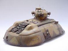 Nutrocker II, Maschinen Krieger, rear view