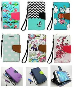 For Motorola Droid Turbo XT1254 Hybrid  Leather Wallet Pouch Case Flip Cover in Cell Phones & Accessories,Cell Phone Accessories,Cases, Covers & Skins | eBay