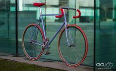 ciclico.it | il sito per gli amanti delle biciclette singlespeed, da corsa anni '60, '70, '80 e per il restauro delle bici | CiVETTA (singlespeed)