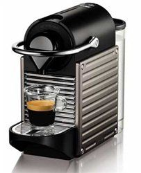 Pixie D60 Electric Espresso Machine Finish: Titan