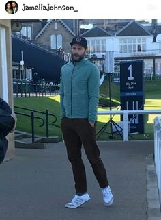 Alfred Dunhill Links practice round (October 5, 2017)