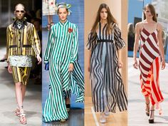 Graphic Stripes - Spring 2016 Trends Report: The Best Women's Fashion Trends For SS16 | Marie Claire