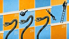 TEF TEF 2 and a complex game of snakes and ladders What Goes On, How To Find Out, How To Apply, Ladders, Snakes, Game, Stairs, Staircases, Ladder