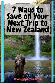 Seven Ways to Travel New Zealand on a Budget // New Zealand Budget Travel // Backpacking New Zealand // Ways To Travel, Places To Travel, Travel Tips, Travel Destinations, Work Travel, Travel Hacks, Travel Goals, Travel Advice, Visit New Zealand