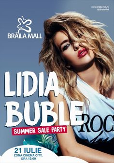 O vară plină de distracție, pisicină cu bile și concert Lidia Buble | | Actualitatea Online