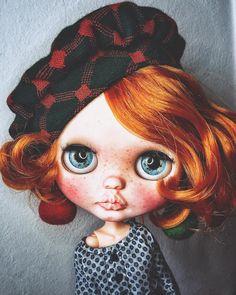 """Mi piace"": 8, commenti: 1 - Soledad Blythe (@soledadblythe) su Instagram: ""Sometimes we need a big dream ❤️#Yasmin #Blythe #blythecustomdoll #soledadblythe #blythehk…"""