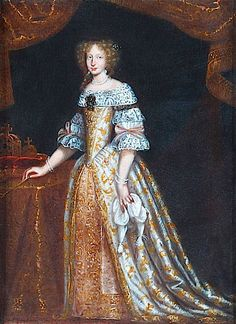 """ELEONORE MAGDALENA THERESIA""          1690"