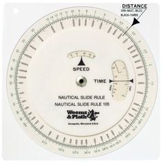 Weems  Plath Marine Navigation Nautical Slide Rule * Click on the image for additional details.Note:It is affiliate link to Amazon.