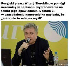 Very Funny Memes, Wtf Funny, Hilarious, Avatar Ang, Funny Lyrics, Polish Memes, Hetalia Funny, Weekend Humor, Funny Mems
