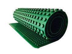 Unique Icellent Green Silicone Brick Building Play Mat x Double Sided Base