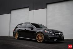 The Beastly Wagon | Mercedes E63 S AMG Estate | Vossen VFS2