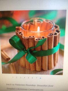 Xmas gifts  Pràctico y perfumado,al calentar los palitos de canela.