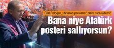 Atatürk'de Seçim Aleti Oldu Pes ! ! !