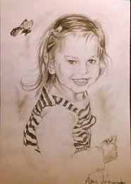 ideas for drawing pencil portrait children Pencil Portrait, Portrait Art, Drawing For Kids, Children Drawing, Cartoon Drawings, Pencil Drawings, Beautiful Tumblr, Children Sketch, Face Sketch