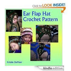Ear Flap Hat Crochet Pattern