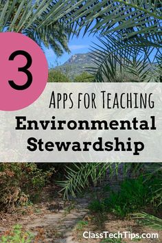 3 Apps for Teaching Environmental Stewardship science websites, science app, science activities for kids Science Websites For Kids, Apps For Teaching, Science Activities For Kids, Teaching Biology, Educational Activities, Educational Technology, Stem Activities, Technology Tools, Science Resources