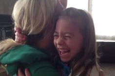 Cette petite fille qui a accidentellement créé la vidéo la plus mignonne qui soit. | 28 enfants qui vous donneront envie d'être parent