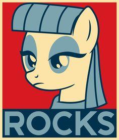 Maud For Mayor by on DeviantArt Friendship Games, My Little Pony Friendship, Pokemon, Pikachu, Mlp, Rarity And Spike, Cartoon Video Games, Imagenes My Little Pony, Geek Humor
