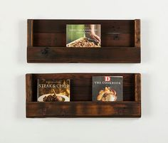 Listing is for 2 shelf This wall shelf brings style and originality to any home. The reclaimed wood not only saves a tree but also adds texture and beauty to your walls. We lightly sand the the wood to bring out the lighter Measures 30 inch Every piece we create is its own creation. We do our best to match our photos but wood does what it wants. This is the nature of creating home decor out of old lumber. We will do what we can to get you what you want, but a open mind is a must. Colors…