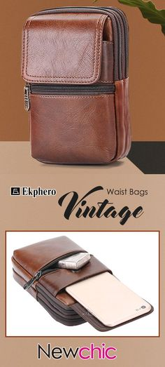 26a6f040284  gt  Click to buy Leather Belt Pouch