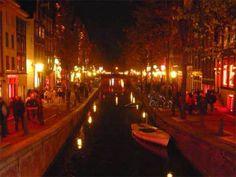 Amsterdam - The Venice Of Van Gogh And Marijuana