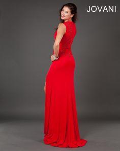 Beautiful Cod Red | Jovani Dress 72716