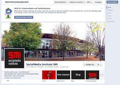 News und Updates bei Facebook, Pinterest, Instagram und Co.