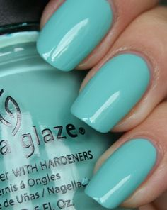 aed8eada01a China Glaze- For Audrey. I can t say enough wonderful things about this