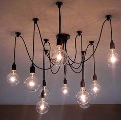 lâmpada retro decorativa vintage thomas edison g45