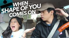 """When """"Shape Of You"""" By Ed Sheeran Comes On 