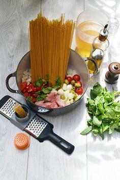 Recette One pan pasta de lapin : la recette facile