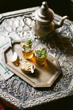 Tunisian tea recipe