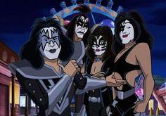 Scooby-Doo! and Kiss Rock and Roll Mystery image 2