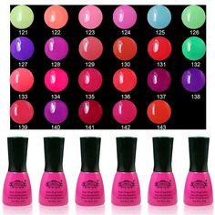 Perfect Summer Nail Gel Long-lasting LED Gel Nail Polish 8ml 1 pcs UV Gel Nail New Arrival Hot Sale Limited