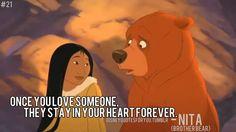 Brother Bear and Kanai :)