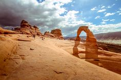 12 Best Hikes in Arches National Park | Territory Supply Arches National Park Hikes, National Parks, Us Road Trip, Natural Bridge, Take Better Photos, Best Hikes, Sunset Photos, Landscape Photos, Monument Valley