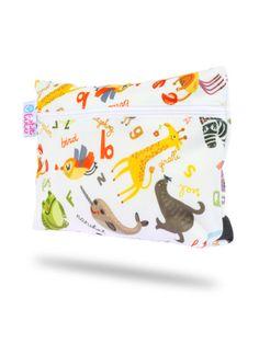 101698-Abeceda-zviratek-tasticka-na-vlozky Wet Bag, Sunglasses Case, Pattern, Bags, Raincoat, Handbags, Patterns, Model, Bag