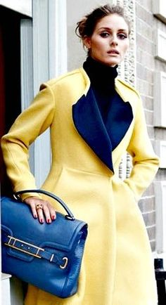 OP in Lemon yellow & French blue. >>> Add a Crimson belt, and it's very Snow White!