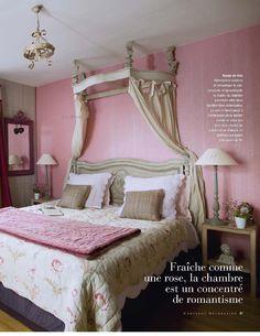 500 best Pink Bedrooms for grown-ups images on Pinterest | Bedrooms ...