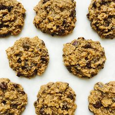 These cookies are LOADED with chocolate chips. They melt in your mouth & you could technically eat them for breakfast, because they're made with oats!Ingre
