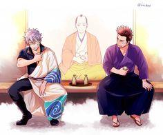 Gintoki Kondou Shige Shige Farewell shinsengumi arc