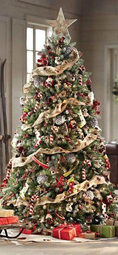 Most Pinteresting Christmas Trees on Pinterest - Christmas Celebrations