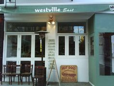 Westville East (and West!) is a classic for its vegetable market sides—locals go here for homestyle, simply prepared + delicious vegetable centered dinners and brunch!