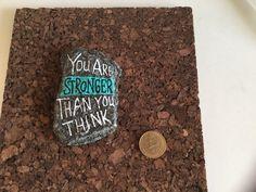 You are stronger,... By Lene Mortensen
