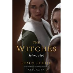 The Pulitzer Prize-winning author of Cleopatra, the #1 national bestseller, unpacks the mystery of the Salem Witch Trials.  It began in 1...