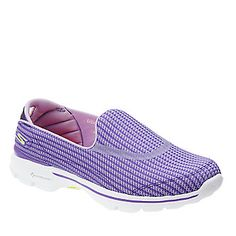 Skechers GOwalk 3 Slip-On Shoes :: Casual Shoes :: Shop now with FootSmart